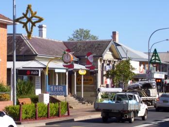 Historic Vulcan Street Moruya