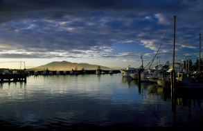 Working Bermagui Harbour