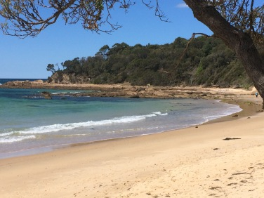 Unspoilt beaches