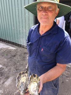 Meet an oyster farmer
