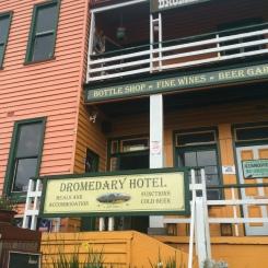 dromedary-hotel-central-tilba